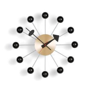 Reloj Ball Clock negro - Vitra