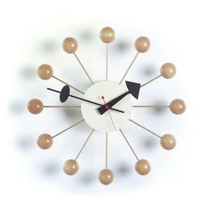 Reloj Ball Clock natural - Vitra