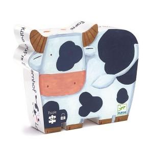 Puzzle Las Vacas - Djeco