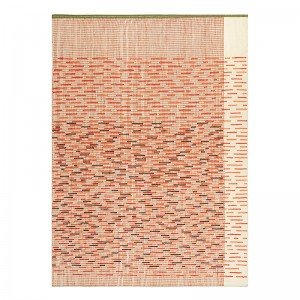 Backstitch Busy Brick - Gan Rugs