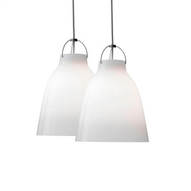 Lámparas Caravaggio Opal P1 Fritz Hansen