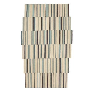 Alfombra Kilim Lattice 2 Nanimarquina