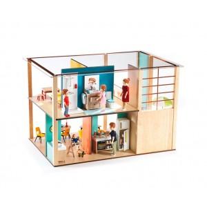 Casa de muñecas Cubic - Djeco